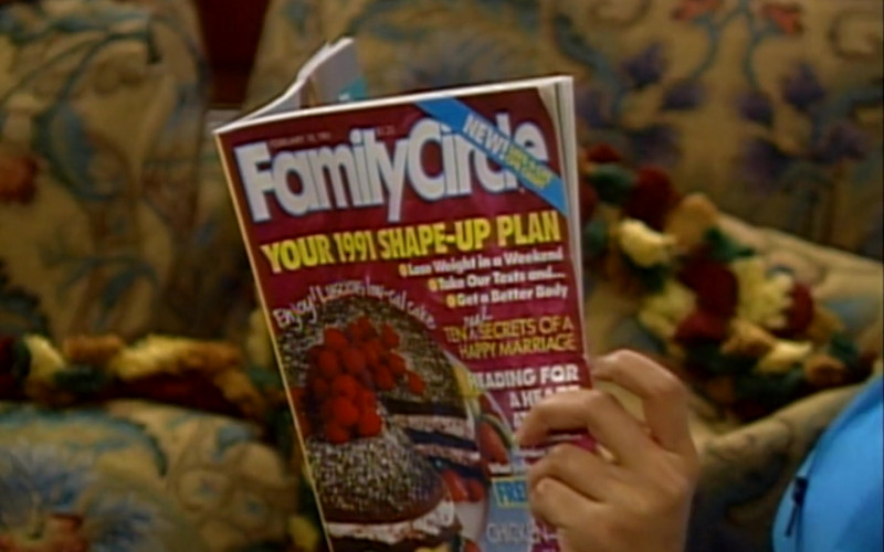 Family Circle Magazine in The Fresh Prince of Bel-Air S01E22 (1)