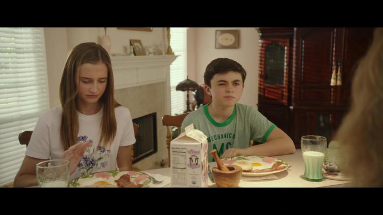 Farmland Organic Milk Seen in The Secret Dare to Dream Movie (1)