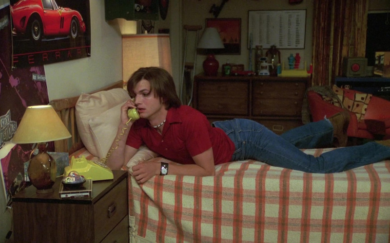 Ferrari Poster in That '70s Show S07E02 (1)