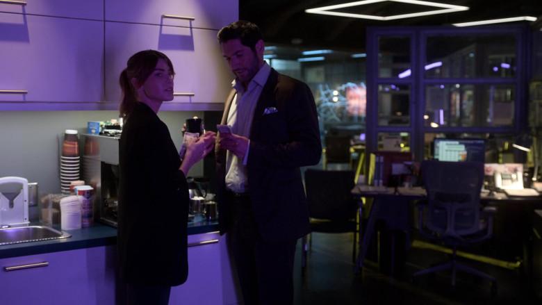 First Street Coffee Creamer in Lucifer S05E02