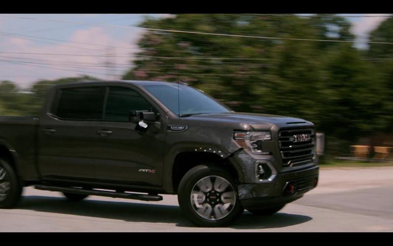 GMC Sierra 1500 AT4 Pickup Truck in Teenage Bounty Hunters S01E01 (1)