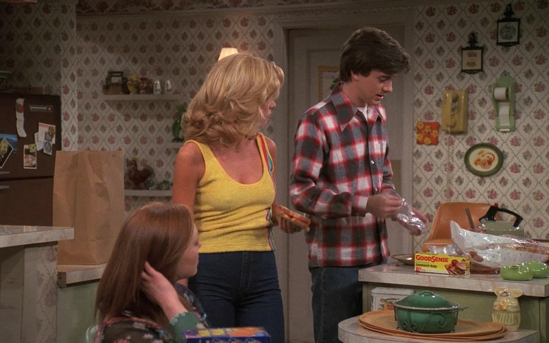 Goodsense Sandwich Bags in That '70s Show S05E25