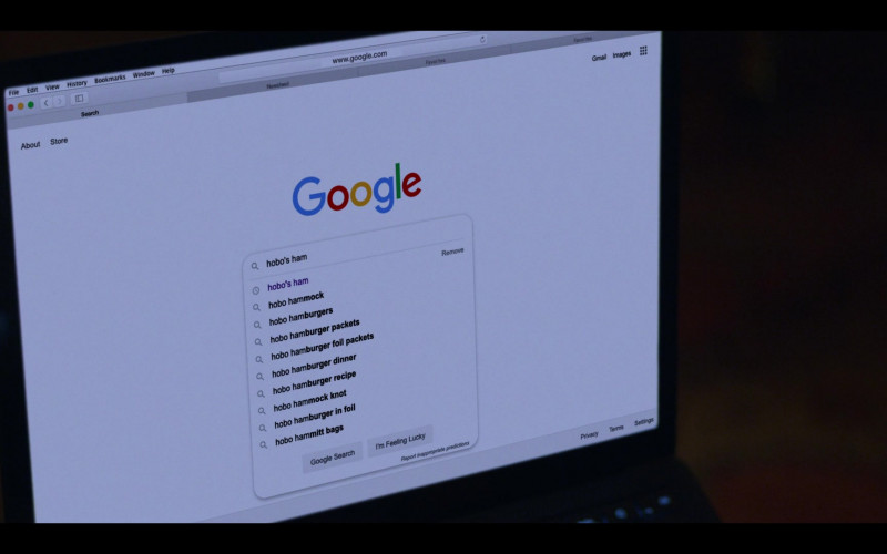 Google Website in Teenage Bounty Hunters S01E08 (1)