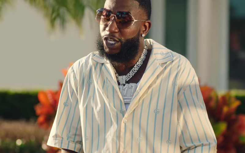Gucci Mane Outfits – Gucci Shirt in Muwop 2020