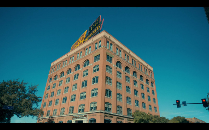 Hertz Car Rental & Chevrolet in The Umbrella Academy