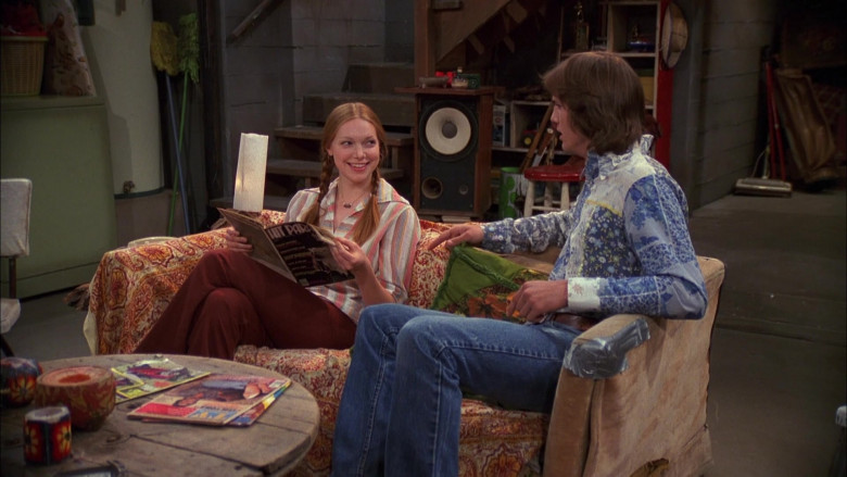Hit Parader Magazine of Laura Prepon as Donna Pinciotti in That '70s Show (2)