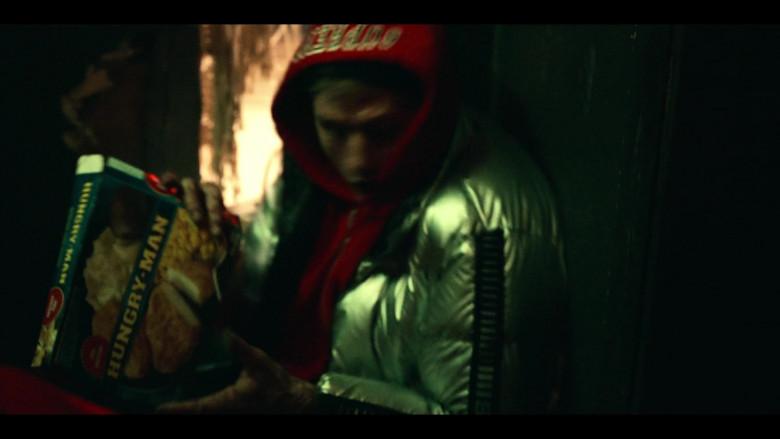Hungry-Man Boneless Fried Chicken in Project Power (2020)