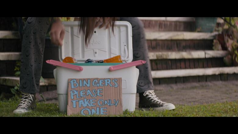 Igloo Cooler in The Binge (2020)