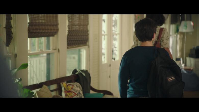 JanSport Trans Backpack of Aidan Brennan as Greg Wells