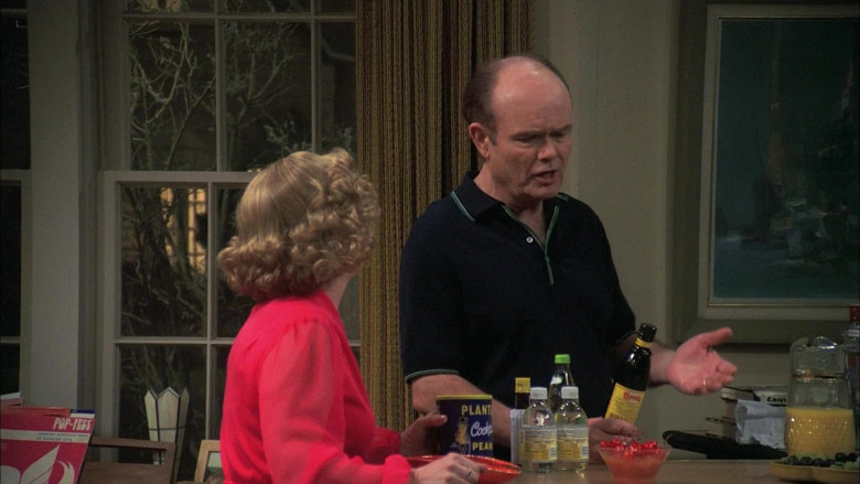Kahlúa Liqueur Bottle Held by Kurtwood Smith as Red Forman in That '70s Show