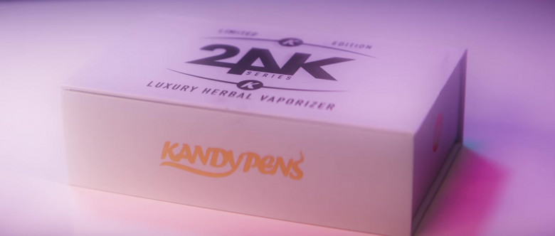 KandyPens K-Vape Vaporizer in Btch From Da Souf (Remix) by Mulatto ft. Saweetie & Trina (1)