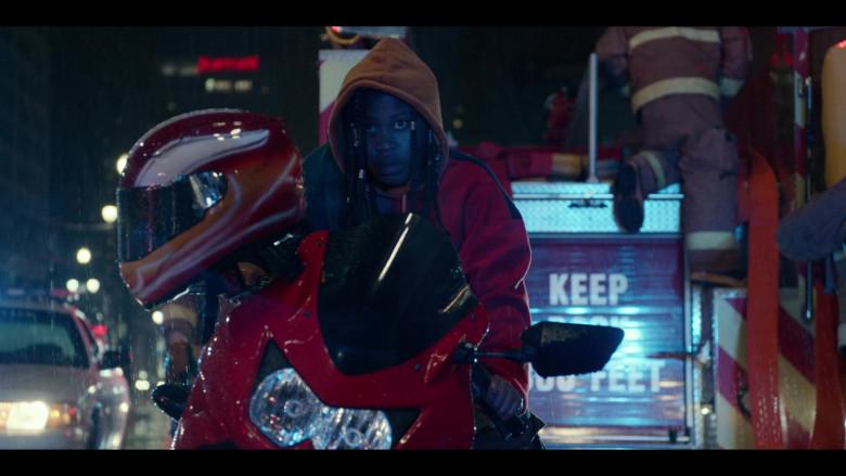 Kawasaki Motorcycle in Project Power (2)