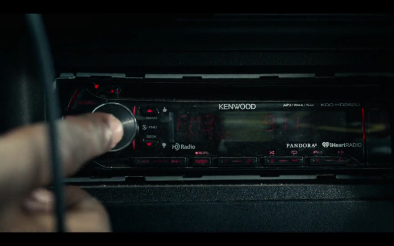 Kenwood Car Stereo in Project Power