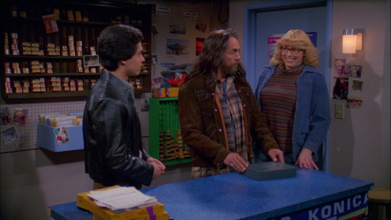 Konica Posters in That '70s Show (1)
