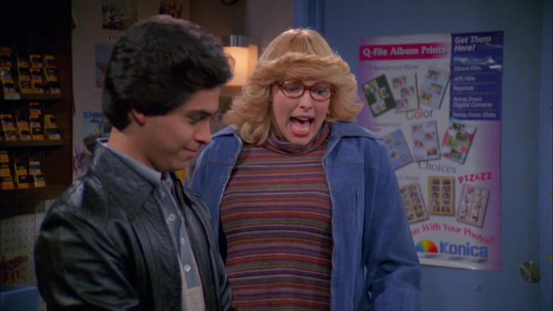 Konica Posters in That '70s Show (2)
