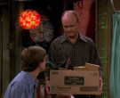 Lamb Weston Box Held by Kurtwood Smith as Red Forman in That...