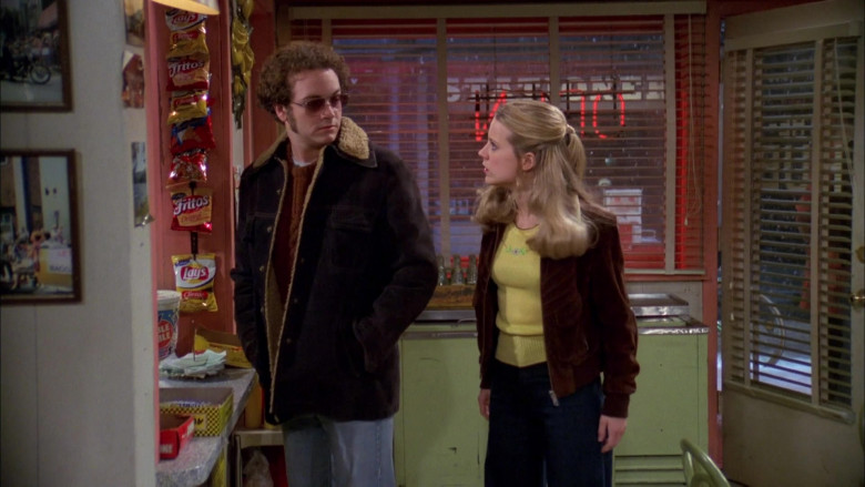 Lay's and Fritos Chips in That '70s Show S03E17
