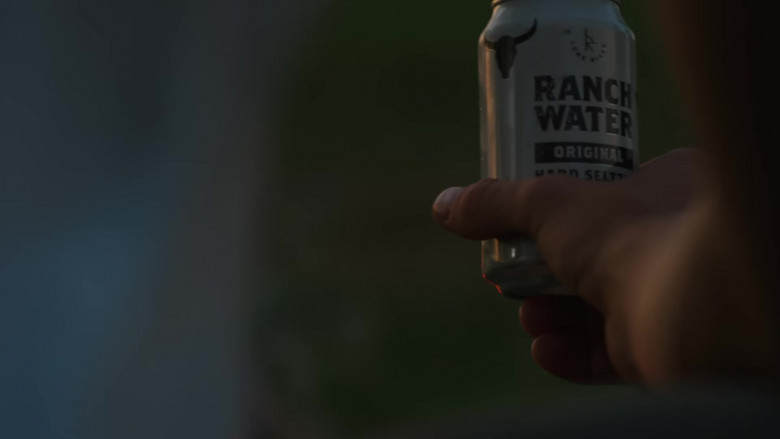 Lone River Ranch Water Hard Seltzer Cans of Parker McCollum in Young Man's Blues Music Video (3)