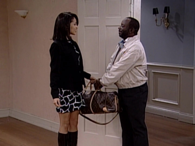 Louis Vuitton Bag in The Fresh Prince of Bel-Air S06E24 (4)