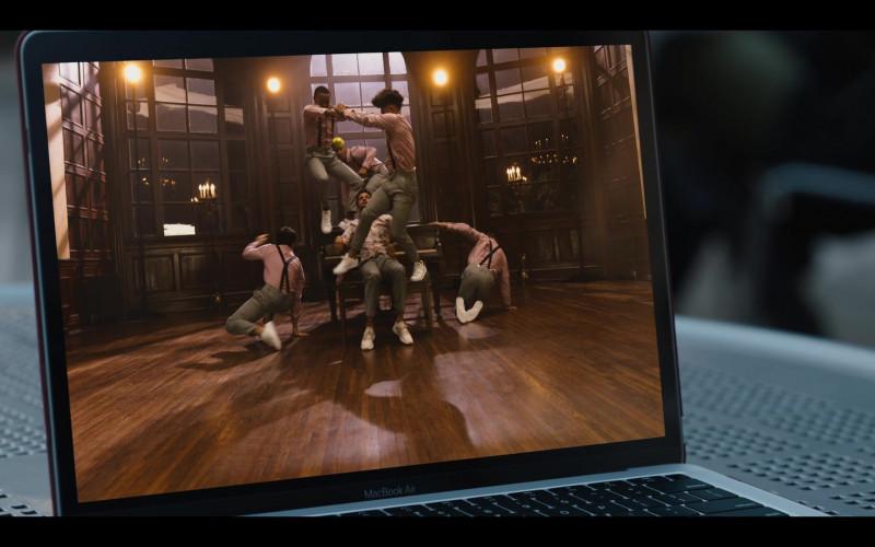 MacBook Air Laptop by Apple in Work It (2020)