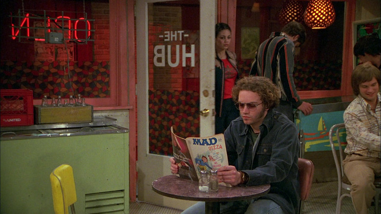 Mad Magazine of Danny Masterson as Steven Hyde in That '70s Show S02E26 (1)