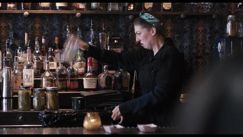 Maker's Mark Kentucky Straight Bourbon Whisky in An American Pickle