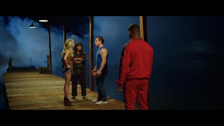 Maximilian Acevedo as Jimmy Wears Converse Sneakers in The Babysitter Killer Queen Netflix TV Series (1)