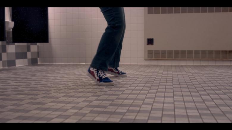 Maxwell Simkins as Kevin Wears Vans Sneakers in The Sleepover Netflix Movie (1)
