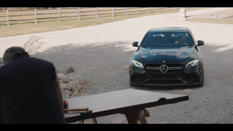 Mercedes-Benz AMG E63 S Black Car (1)
