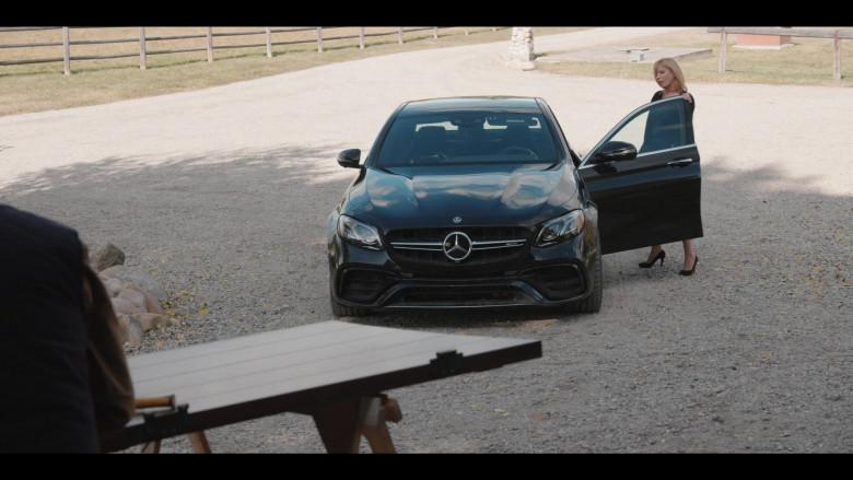 Mercedes-Benz AMG E63 S Black Car (2)
