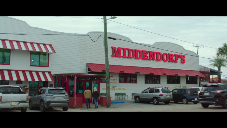 Middendorf's Restaurant Filming Location – The Secret Dare to Dream Movie (1)