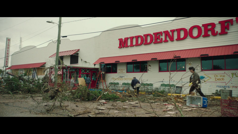 Middendorf's Restaurant Filming Location – The Secret Dare to Dream Movie (4)