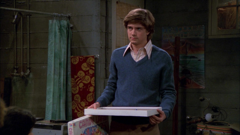 Milton Bradley Candy Land Board Game in That '70s Show S02E12 (1)