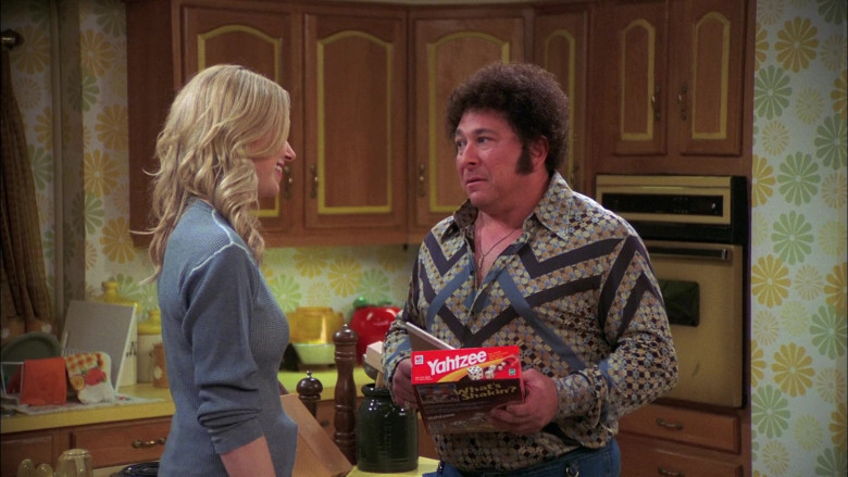 Milton Bradley Yahtzee Dice Game of Don Stark as Bob Pinciotti in That '70s Show