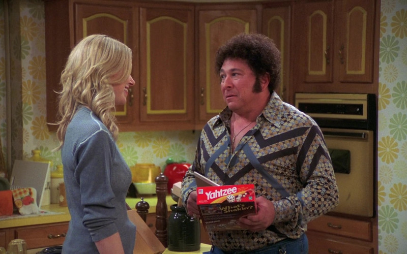 Milton Bradley Yahtzee Dice Game of Don Stark as Bob Pinciotti in That '70s Show