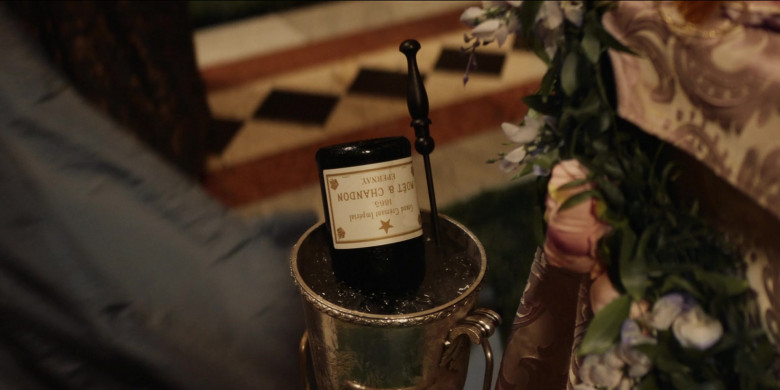 Moët & Chandon Grand Cremant Imperial 1865 Epernay Champagne