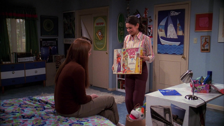 Mystery Date (by Milton Bradley) Board Game of Mila Kunis as Jackie in That '70s Show