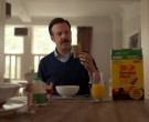 Nestle Shredded Wheat Cereal Enjoyed by Jason Sudeikis in Te...