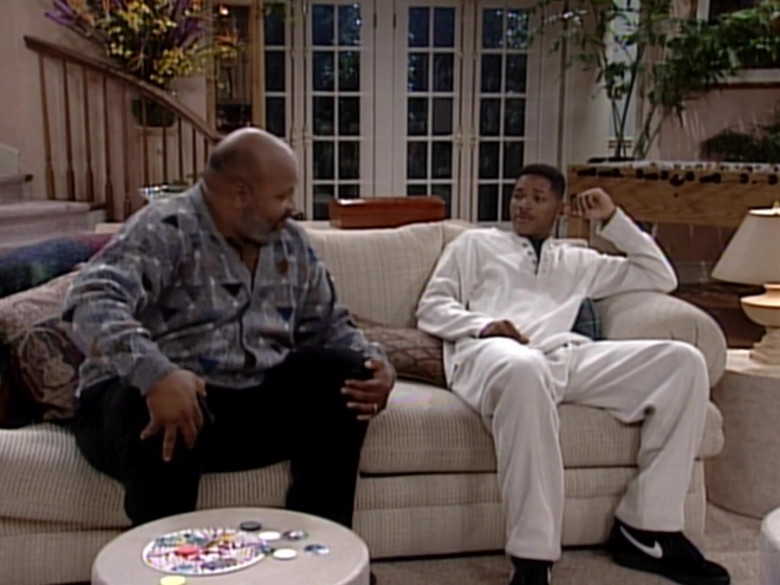 Nike Black Sneakers of Will Smith in The Fresh Prince of Bel-Air S05E03 (3)