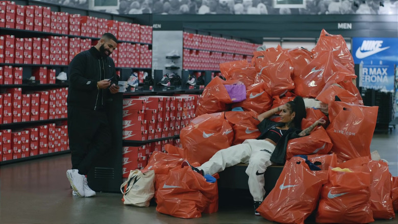 Nike Company Store in Laugh Now Cry Later by Drake (2)