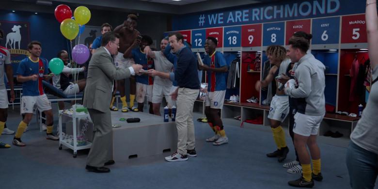 Nike Jordan React Havoc PSG Running Shoes of Jason Sudeikis in Ted Lasso S01E02 (1)