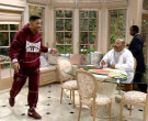 Nike Red Sneakers Worn by Will Smith in The Fresh Prince of ...