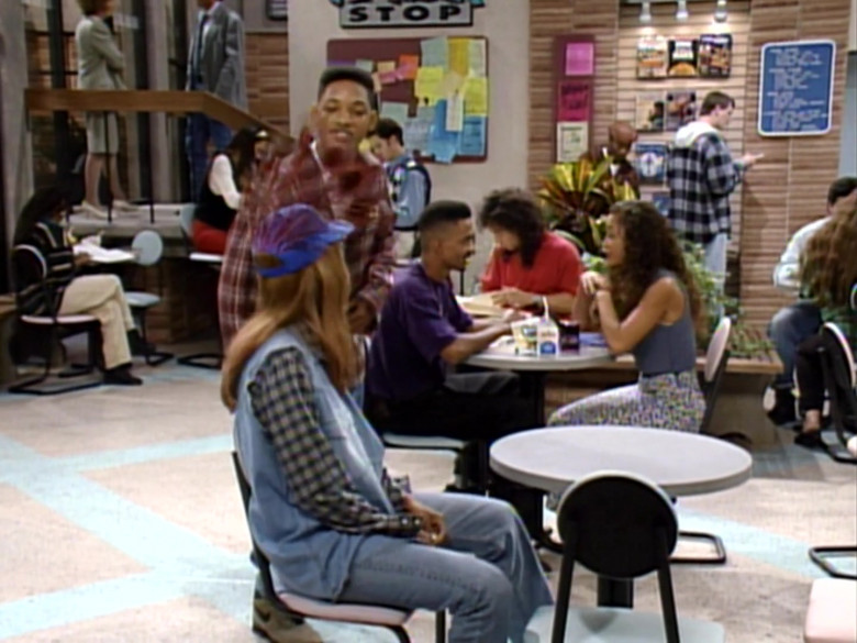 Nike Shoes of Will Smith in The Fresh Prince of Bel-Air S04E09
