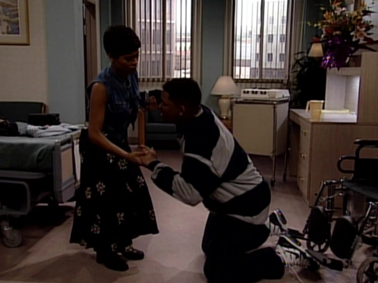 Nike Shoes of Will Smith in The Fresh Prince of Bel-Air S05E16 (3)
