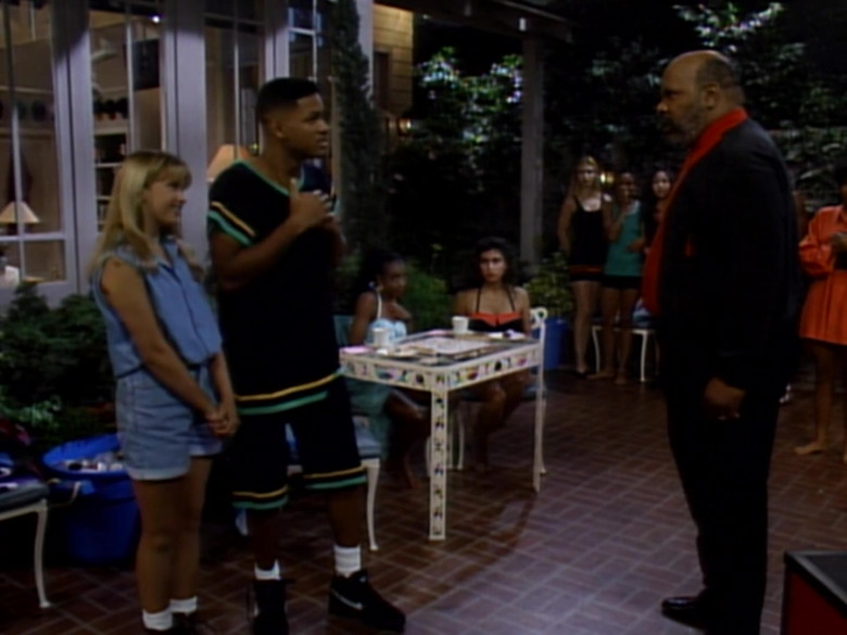 Nike Sneakers (Black) Worn by Will Smith in The Fresh Prince of Bel-Air S04E06 (3)