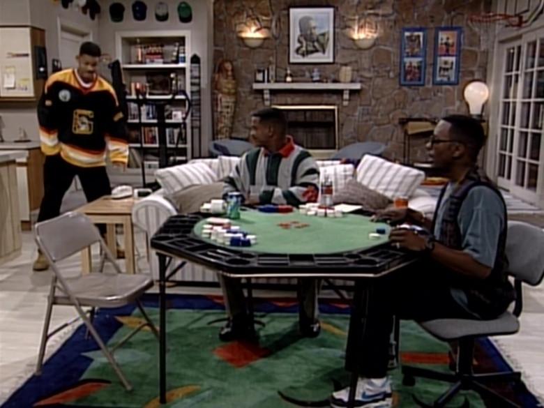 Nike Sneakers Worn by DJ Jazzy Jeff (Jeffrey Allen Townes) As Jazz in The Fresh Prince of Bel-Air S05E05 (2)
