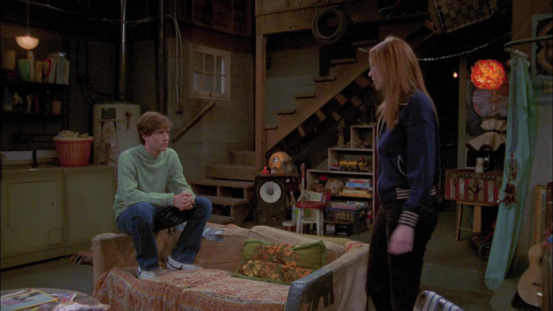 Nike Sneakers Worn by Topher Grace as Eric in That '70s Show S06E14