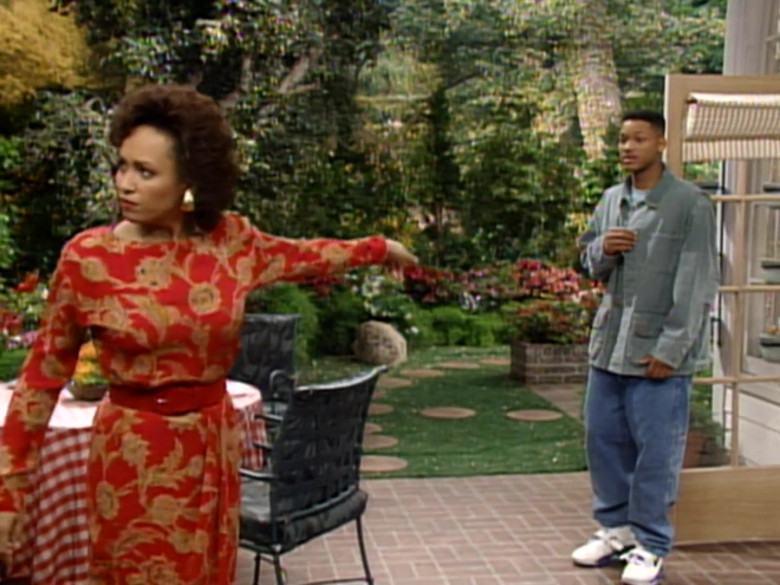 Nike Sneakers Worn by Will Smith in The Fresh Prince of Bel-Air S04E22