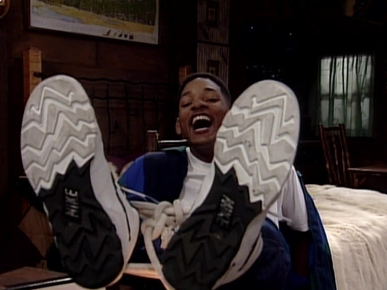 Nike Sneakers Worn by Will Smith in The Fresh Prince of Bel-Air S05E06