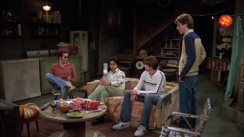 Nike Sneakers of Ashton Kutcher as Michael in That '70s Show S06E15